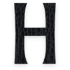 Select H letter