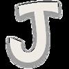 Select J letter