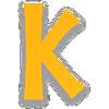 Select K letter
